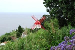windmill NW coast Sao Miguel